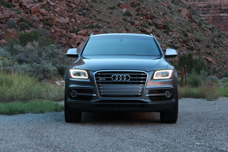 2014 Audi Sq5 First Drive September 2013