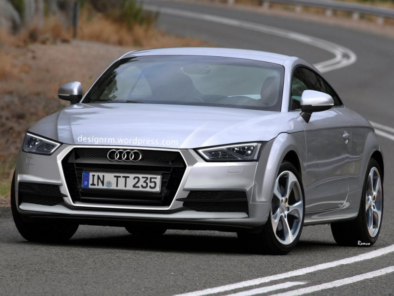 The Audi TT is in its all-new third-generation, and although it has ...