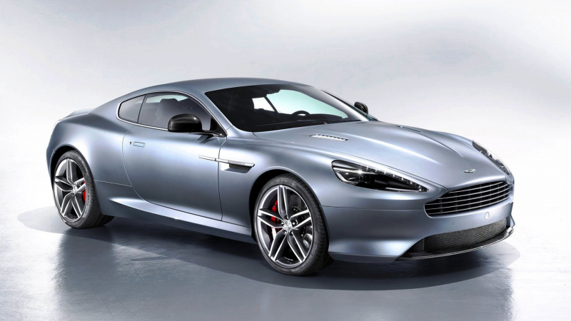 ... iconic sports gt car, the luxurious and potent 2013 Aston Martin DB9