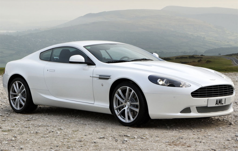 Picture of 2012 Aston Martin DB9, exterior