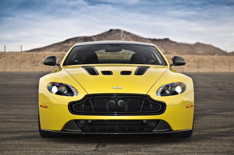 2015 Aston Martin V12 Vantage S vs. 2014 Jaguar XKR-S GT Photo Gallery