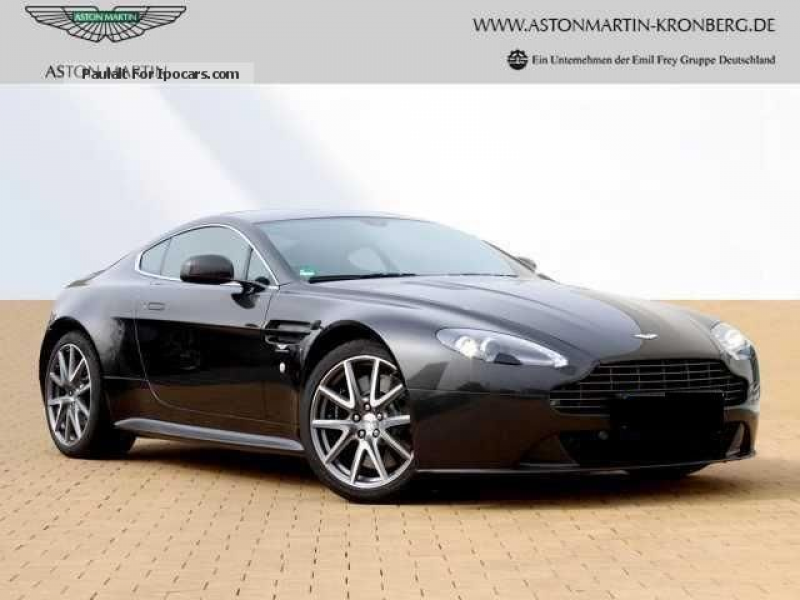 2013 Aston Martin V8 Vantage S Sportshift SP10 Sports Car/Coupe Used ...
