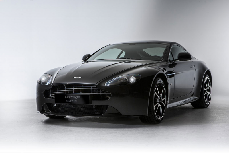 2013 Aston Martin V8 Vantage SP10 Special Edition Ready For Geneva ...
