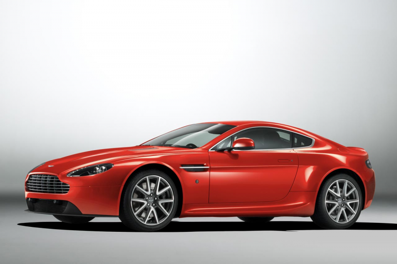 2012 Aston Martin V8 Vantage Coupe - FROM $116,670