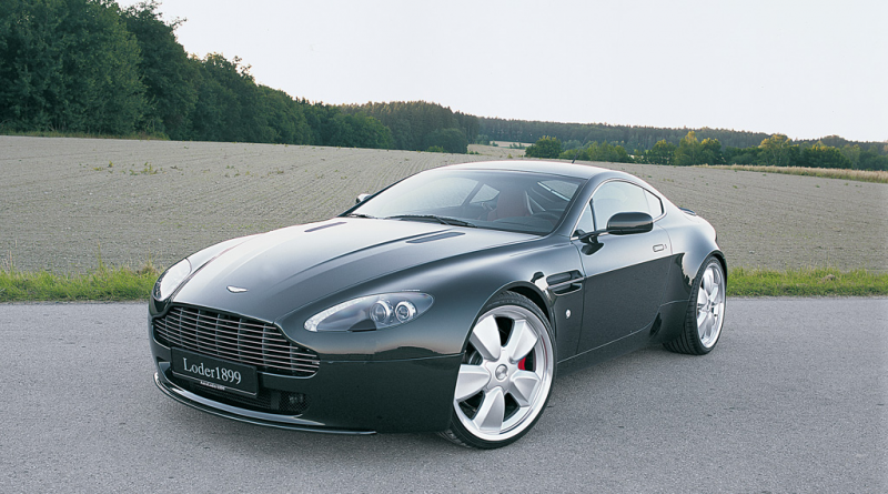 Picture of 2008 Aston Martin V8 Vantage Coupe, exterior