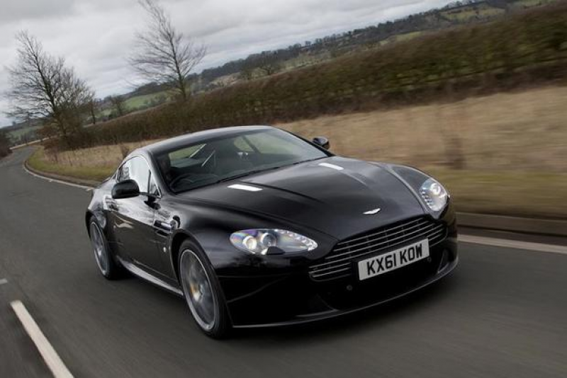 Pros : Reasonable pricing (for an Aston); beautiful styling ...