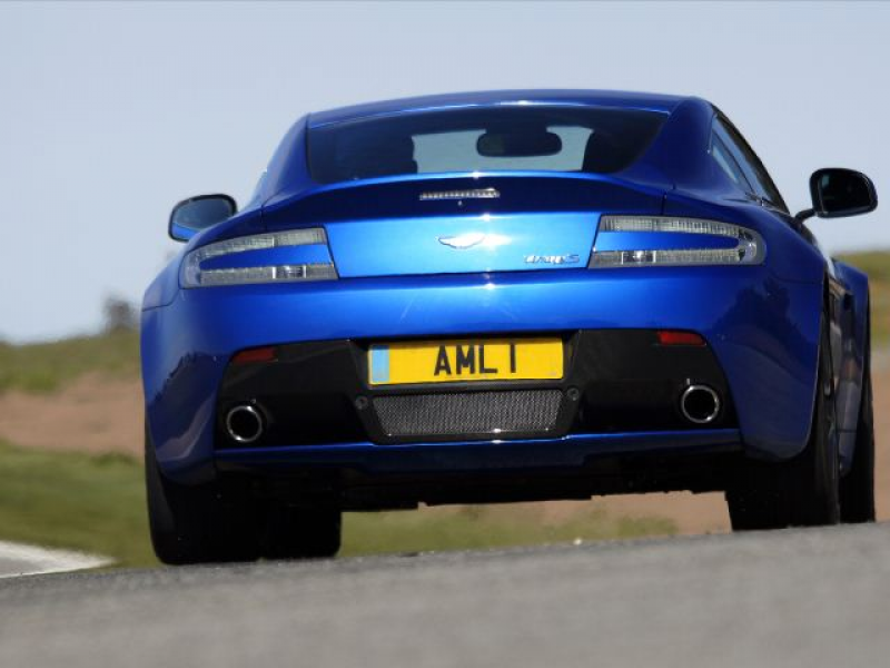 Aston Martin V8 Vantage S Coupe Specs and Trims