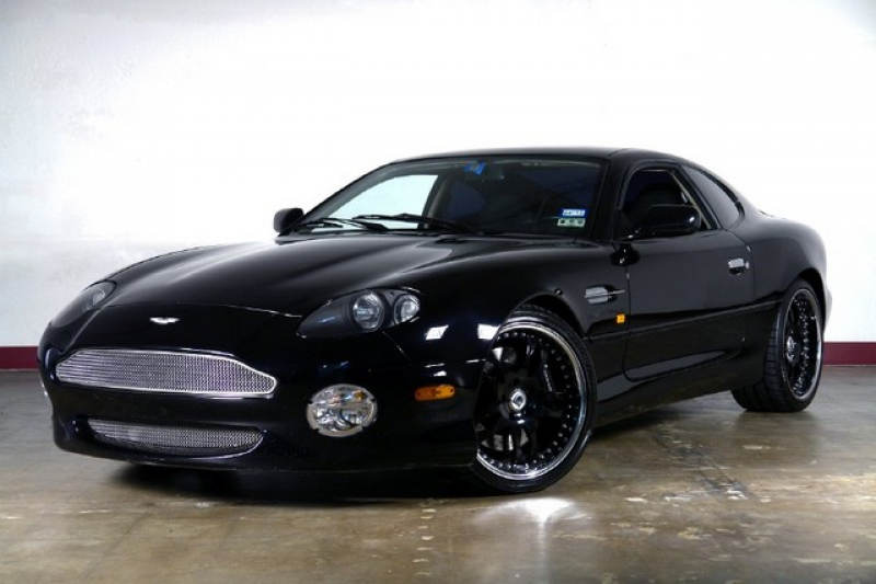 2002 Aston Martin DB7 Vantage in Richardson, Texas