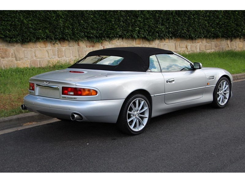 2001 ASTON MARTIN DB7 Vantage Volante for sale $95,000