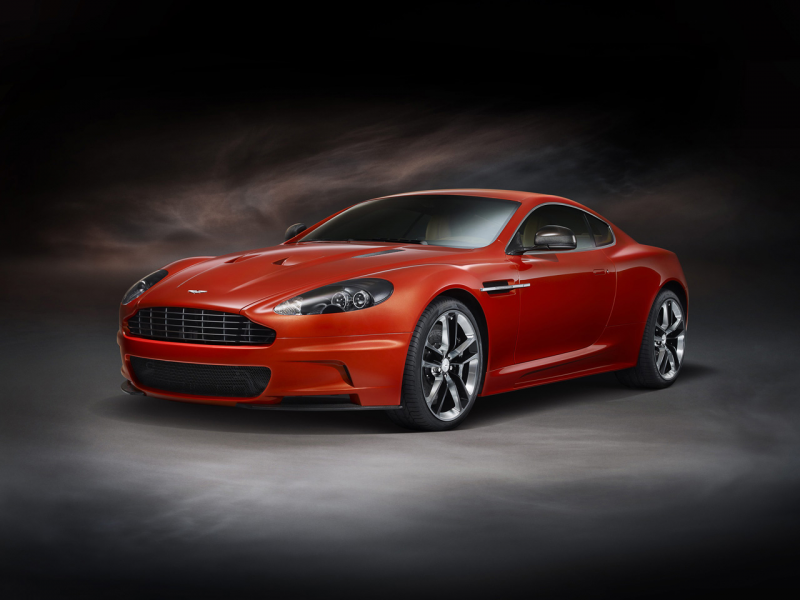 2012 Aston Martin DBS Carbon Edition - Front And Side - 1280x960 ...