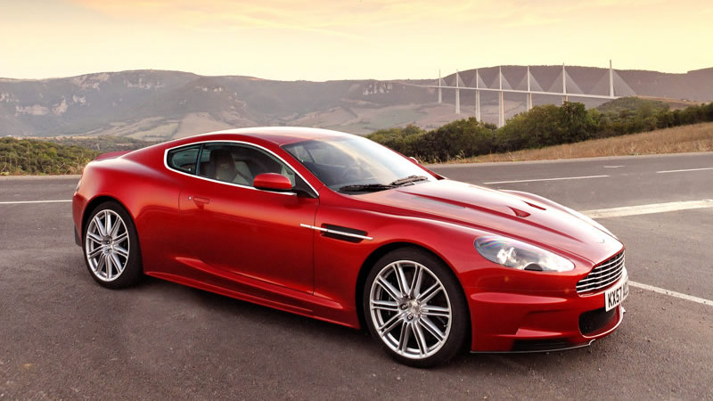 Picture of 2009 Aston Martin DBS