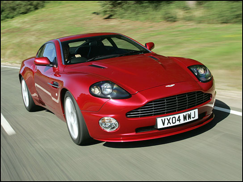Picture of 2005 Aston Martin V12 Vanquish 2 Dr S Coupe, exterior