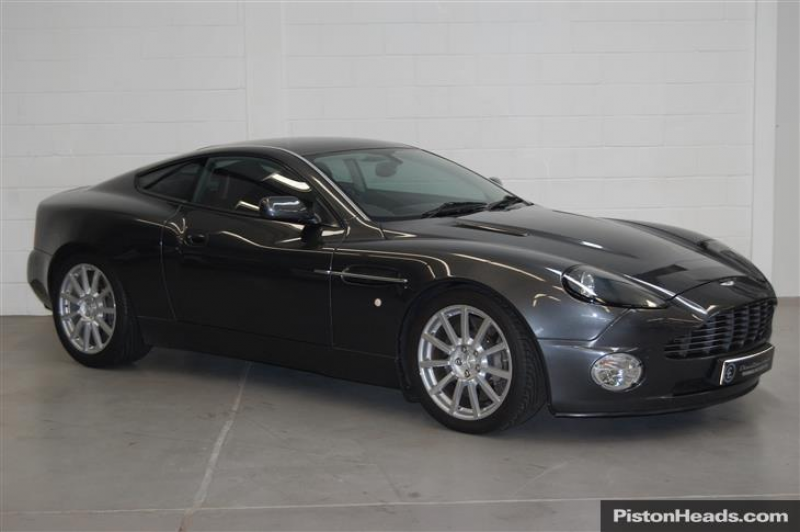 ASTON MARTIN VANQUISH V12 2004 (2004) For sale from Christian lewis ...
