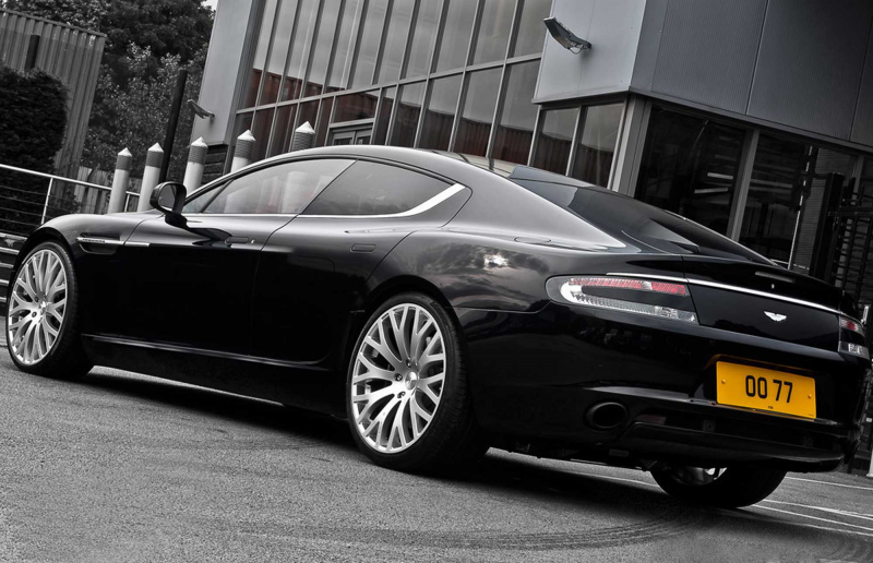 Download : 2012 Aston Martin Rapide Review