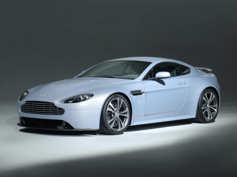 Aston Martin V12 Vantage and Carbon Black Special Edition Price ...
