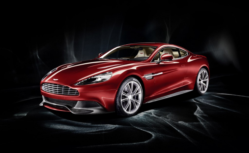 2014 Aston Martin Vanquish: New Images And Video