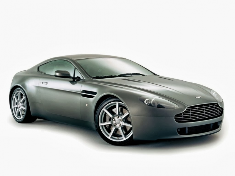 2014 Aston Martin V8 Vantage Sport Exotic Coupe Wallpaper