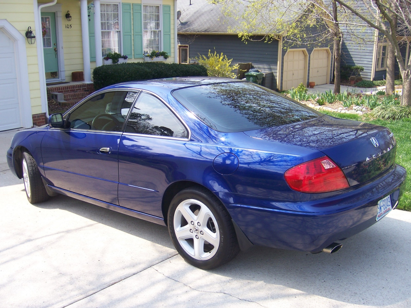2001 Acura CL 2 Dr 3.2 Type-S Coupe picture
