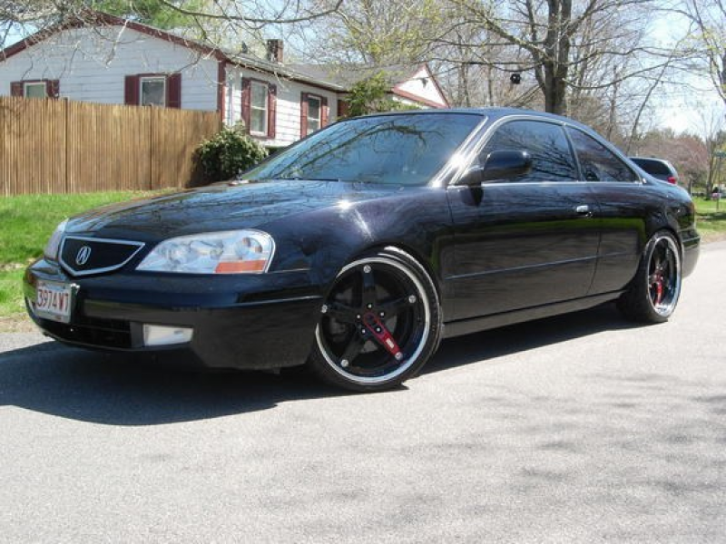 2CL type S, 19x8.5 Davin Speed 1, slammed wit...