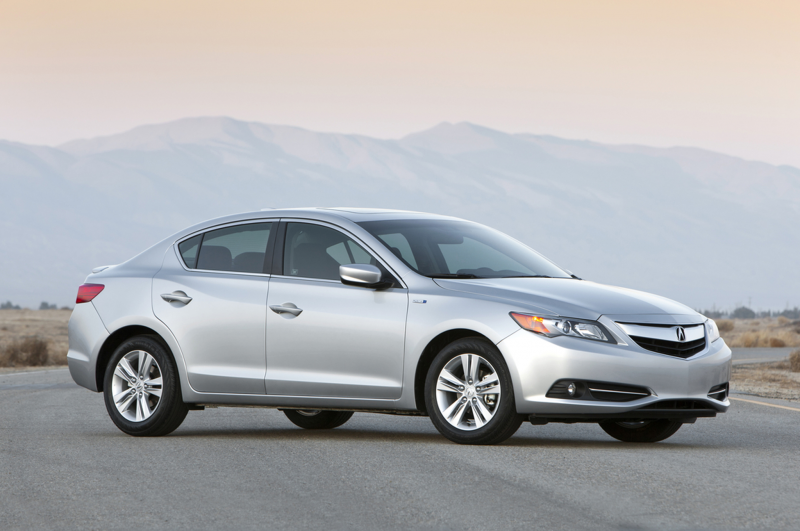 2014 Acura ILX Hybrid Priced at $29,795, Tech Package at $35,495 Photo ...