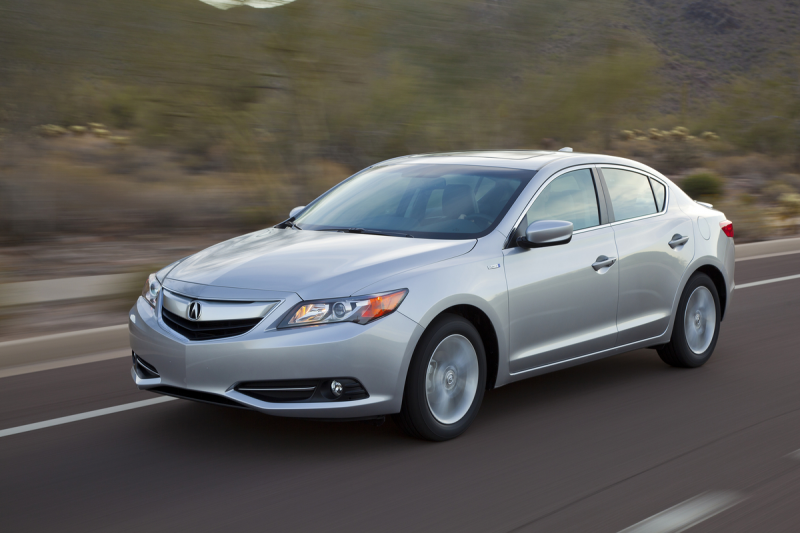 ... : 2014 Acura ILX Hybrid – Acura's first and only Hybrid so far