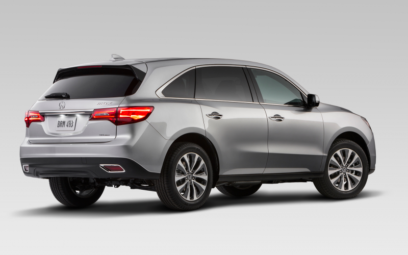 2014 Acura MDX Photo Gallery