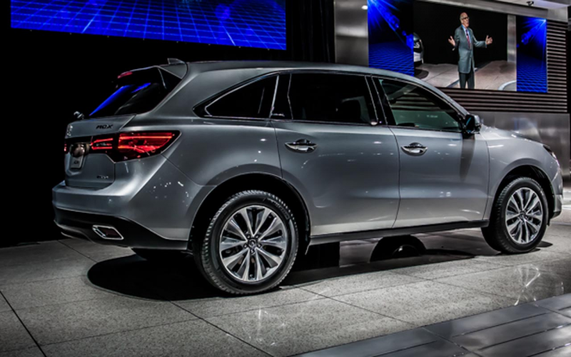 Pictures gallery of 2015 Acura MDX Hybrid and Release Date