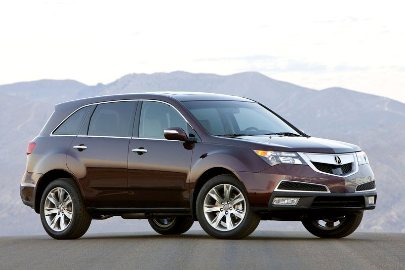2012 acura mdx exterior review the acura mdx is a