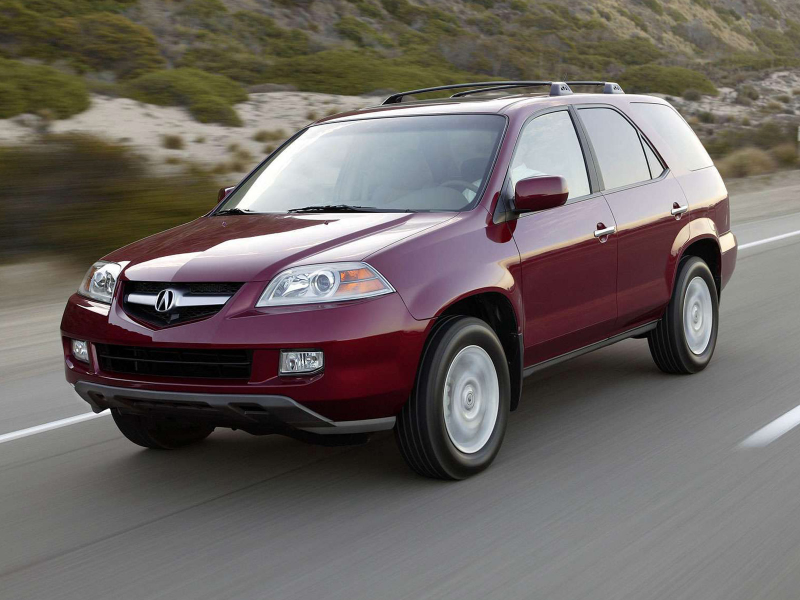 2005 ACURA MDX Japanese car photos, insurance Information