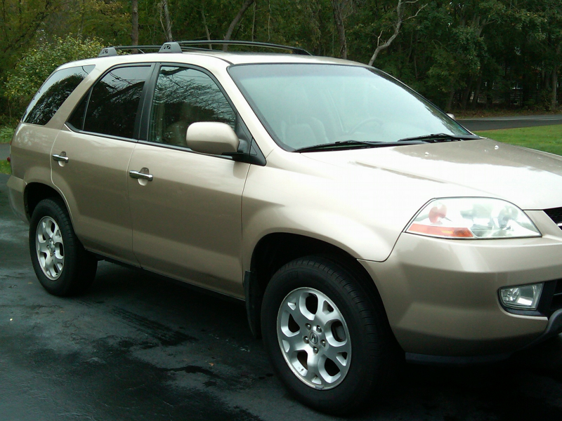 2001 Acura MDX AWD Touring, Picture of 2001 Acura MDX Touring ...