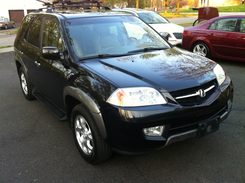 2002 Acura MDX AWD Touring, Picture of 2002 Acura MDX Touring ...