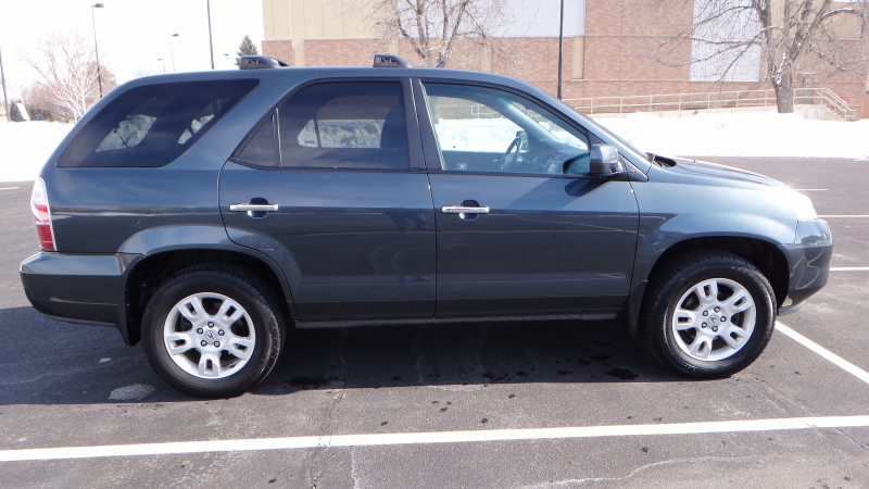 Picture of 2005 Acura MDX AWD Touring, exterior