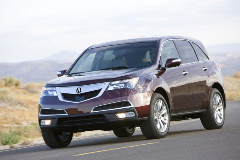 2012 Acura MDX - Photo Gallery