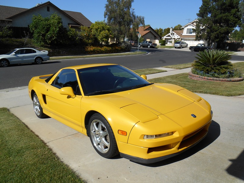 Picture of 1998 Acura NSX 2 Dr T Coupe, exterior