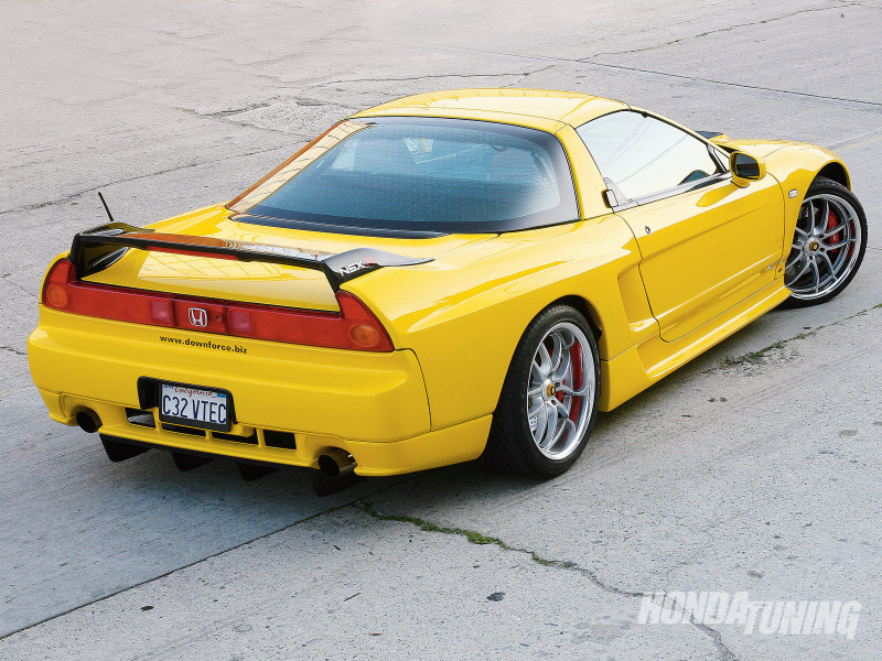 2000 Acura Nsx T Nsx R Taillights
