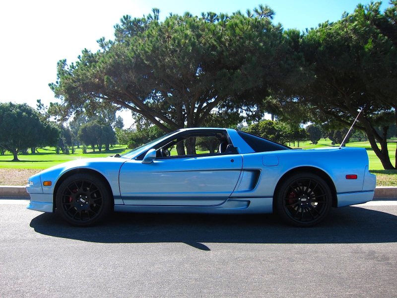 Picture of 2000 Acura NSX T Coupe, exterior