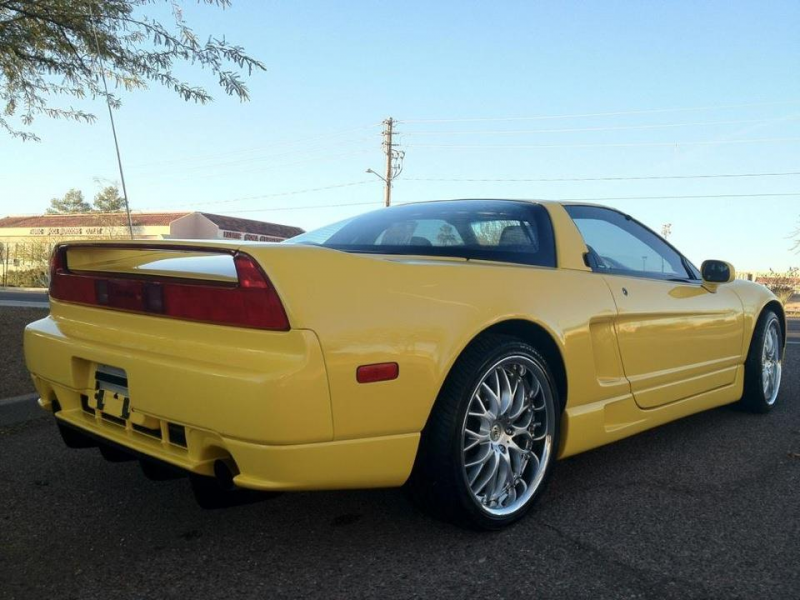 Picture of 2000 Acura NSX 2 Dr T Coupe, exterior