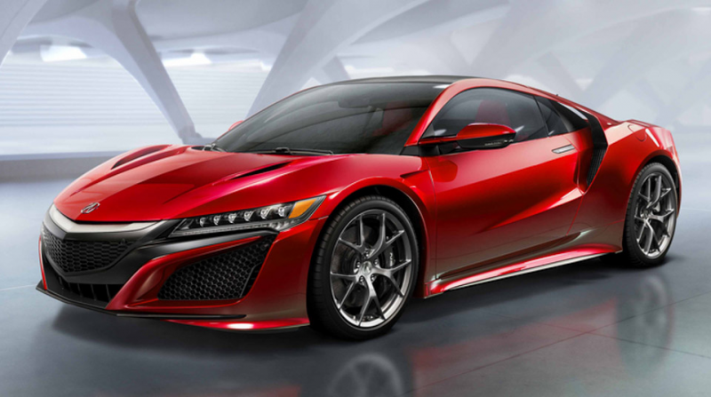 2016 acura nsx link 22 stars loading advertisement it took acura a ...