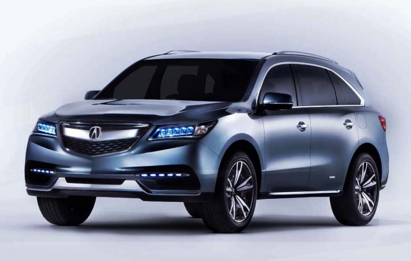 25 Photos of the 2016 Acura RDX Rumors and Review