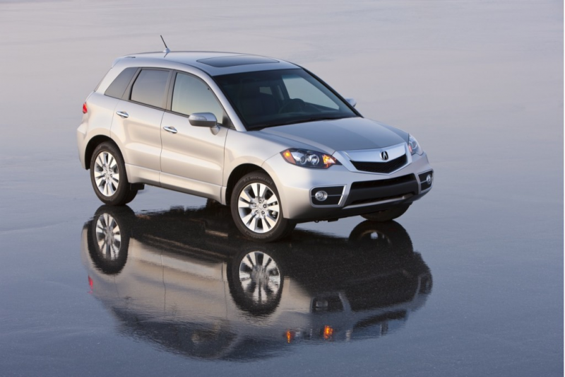 2012 Acura RDX - Photo Gallery