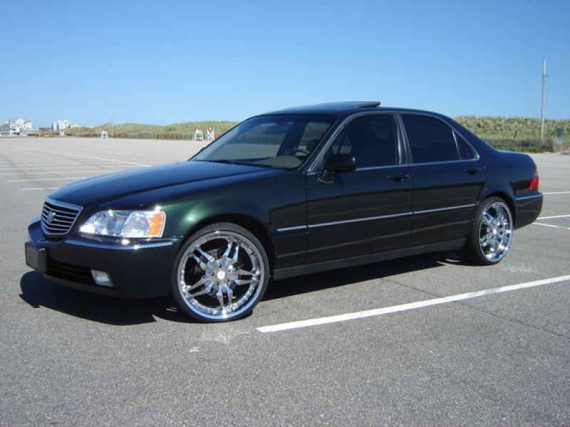 Another slick2003 2001 Acura RL post...