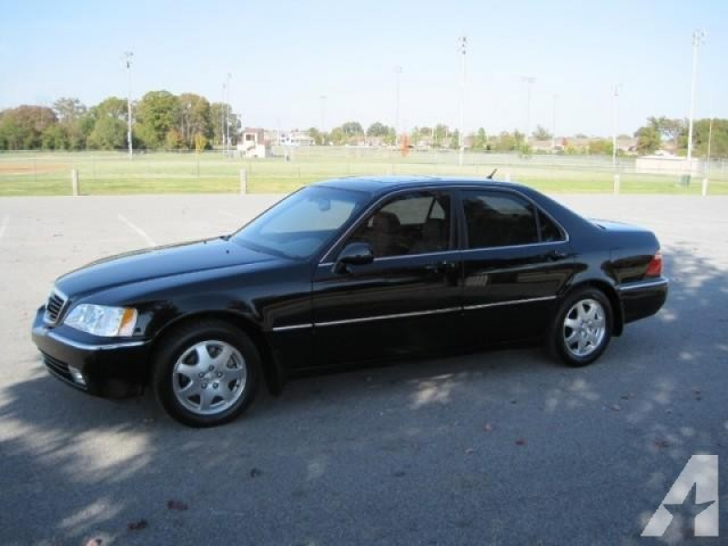 2002 Acura RL 3.5 for Sale in Bentonville, Arkansas Classified ...