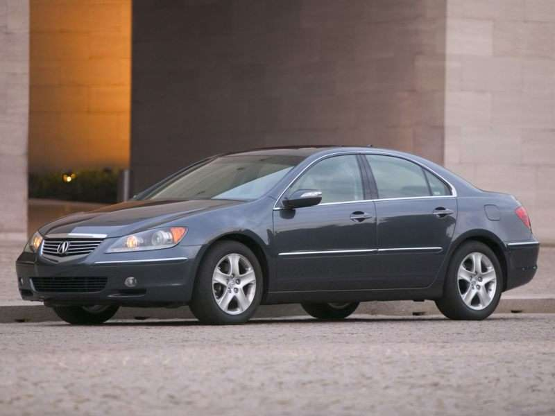 2005 Acura RL Pictures
