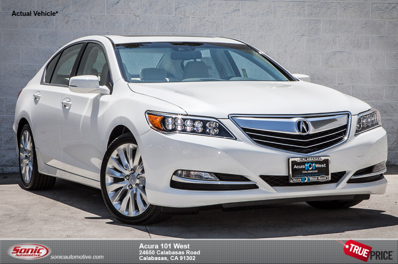 16 Photos of the 2015 Acura RLX Review, Price, Specs And Release Date