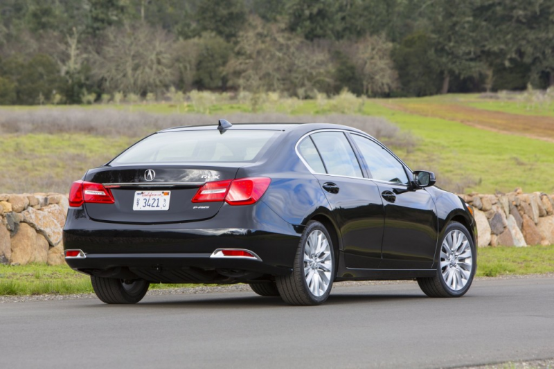 2015 Acura RLX – review, specs, price, changes, interior, engine ...