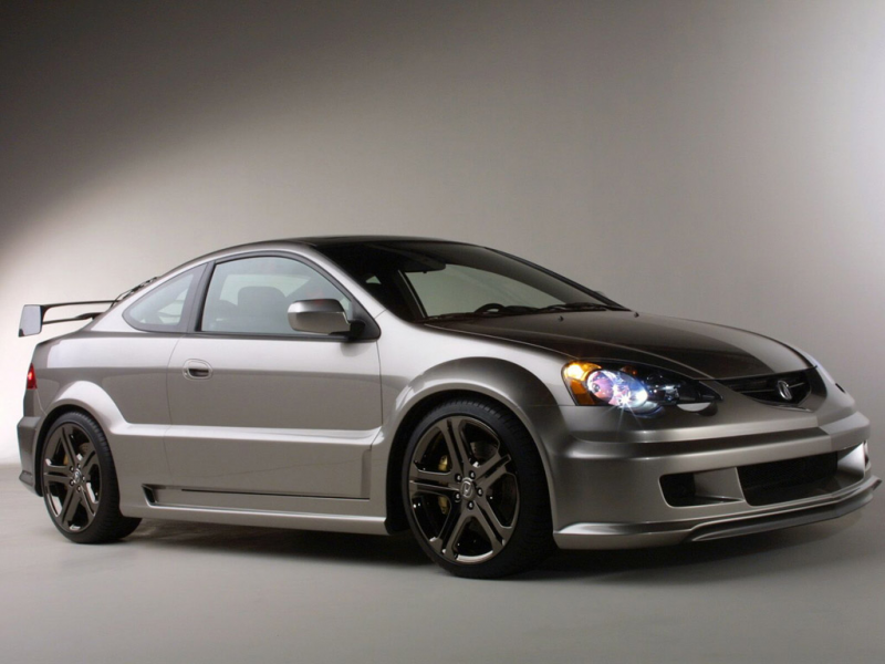Acura RSX photos: