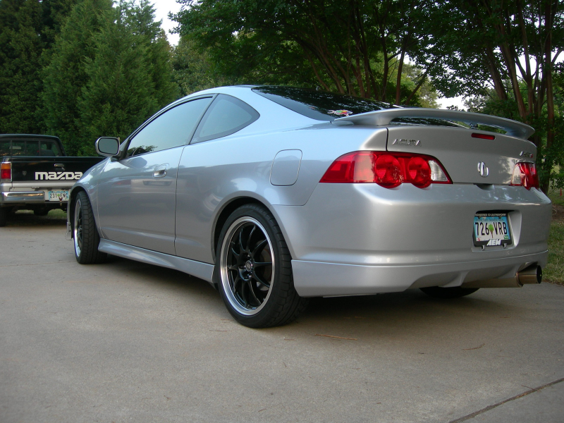 2002 Acura RSX Type-S picture, exterior