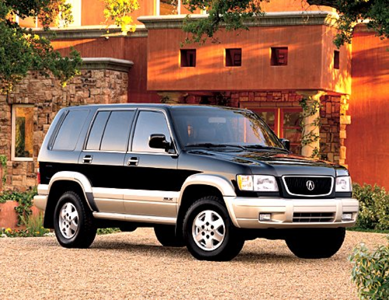 Acura SLX 1998–1999 wallpaper