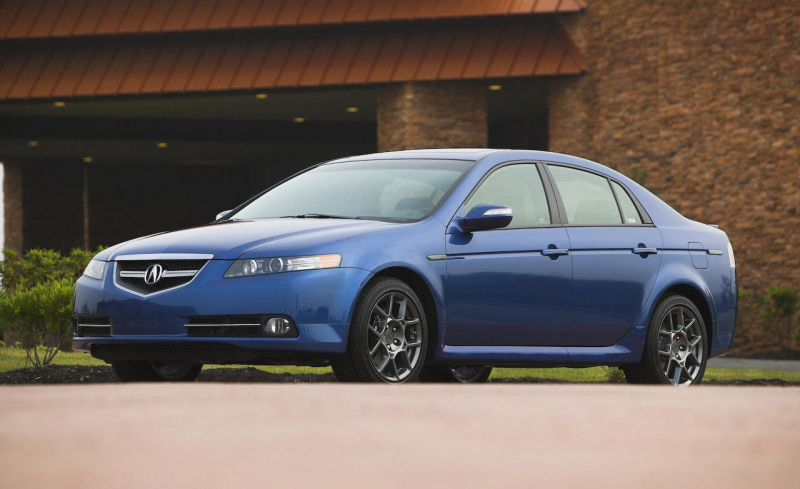 tags: Acura TL , Specifications of Acura TL