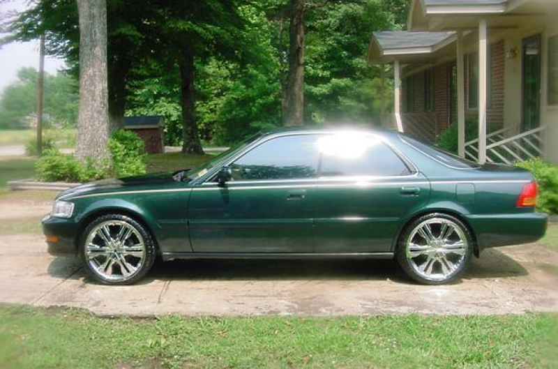 1998 acura tl 1998 acura tl first one on 20inch wheels